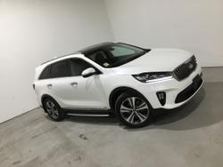 2018 Kia Sorento GT-Line UM MY19 AWD White
