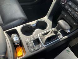 2016 Kia Sportage Platinum QL MY16 AWD Black