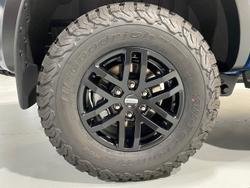 2021 Ford Ranger Raptor X PX MkIII MY21.75 4X4 Dual Range Blue