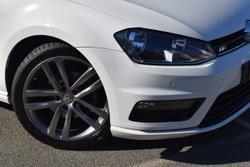 2016 Volkswagen Golf 110TSI Highline 7 MY16 White