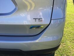 2016 Nissan X-TRAIL TS T32 Silver