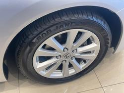 2013 Honda Civic VTi-L 9th Gen Ser II MY13 Silver