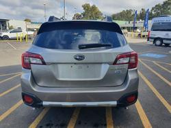 2015 Subaru Outback 2.0D Premium 5GEN MY15 AWD Grey