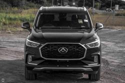 2021 LDV D90 Executive SV9A 4X4 Dual Range Black