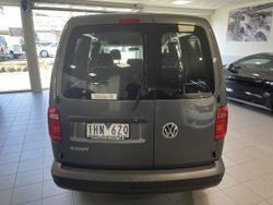 2016 Volkswagen Caddy TSI220 2KN MY16 GREY