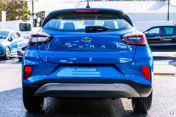 2021 Ford Puma JK MY21.25 Blue