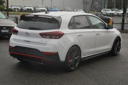 2021 Hyundai i30 N Premium PDe.V4 MY22 White