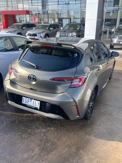 2018 Toyota Corolla Ascent Sport MZEA12R Gold