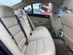 2012 Ford Falcon G6E FG MkII Black