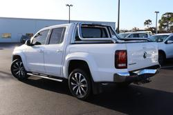 2018 Volkswagen Amarok TDI550 Ultimate 2H MY18 4X4 Constant Candy White