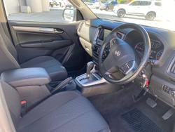 2016 Holden Trailblazer LT RG MY17 4X4 Dual Range White