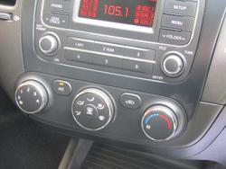 2013 Kia Cerato S YD White