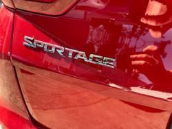 2021 Kia Sportage GT-Line QL MY21 AWD Red