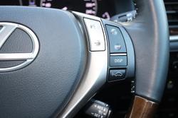 2013 Lexus ES ES300h Sports Luxury AVV60R Blue