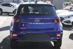 2021 Hyundai Venue Elite QX.V3 MY21 Blue