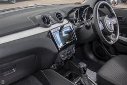 2021 Suzuki Swift GL Navigator AZ Series II White