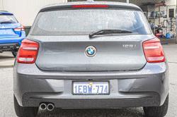 2013 BMW 1 Series 125i Sport Line F20 MY14 Grey