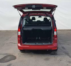 2021 Volkswagen Caddy TDI320 5 MY21 FORTANA RED