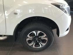 2017 Mazda BT-50 XTR Hi-Rider UR White