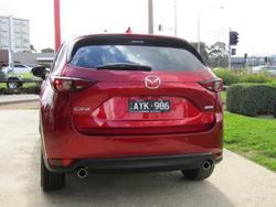 2018 Mazda CX-5 Maxx Sport KF Series Red