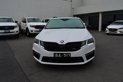 2019 SKODA OCTAVIA RS 245 NE White