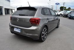2019 VOLKSWAGEN POLO GTI AW Grey