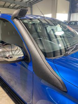 2019 Mitsubishi Triton GLS Premium MR MY20 4X4 Dual Range Blue