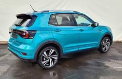 2021 Volkswagen T-Cross 85TSI Style C1 MY21 MAKENA TURQUOISE