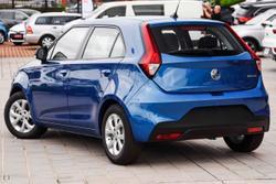2021 MG MG3 Core MY21 Blue
