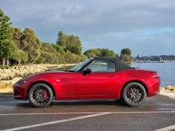 2021 Mazda MX-5 GT RS ND Red
