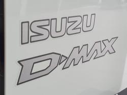 2021 Isuzu D-MAX SX High Ride MY21 White