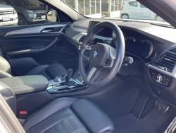 2018 BMW X4 xDrive20i M Sport G02 4X4 Constant White