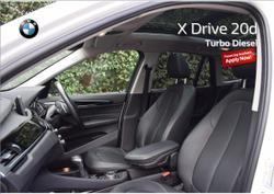 2016 BMW X1 xDrive20d F48 AWD White