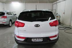 2014 Kia Sportage Si SL MY14 White