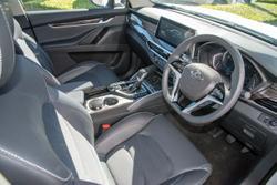 2021 LDV D90 SV9A Drive Type: Blanc White