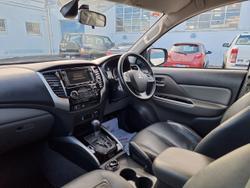 2016 Mitsubishi Triton Exceed MQ MY17 4X4 Dual Range