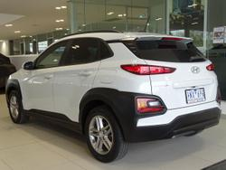 2017 Hyundai Kona Active OS MY18 AWD White