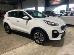 2019 Kia Sportage SX QL MY20 White