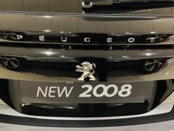 2021 Peugeot 2008 GT P24 MY21 Black