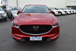 2020 MAZDA CX-5 Maxx Sport KF Series Red
