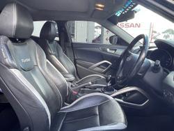 2013 Hyundai Veloster SR Turbo FS2 Black