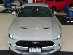 2018 Ford Mustang GT FN MY18 Silver