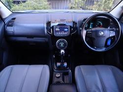2015 Holden Colorado 7 LTZ RG MY15 4X4 Dual Range Silver
