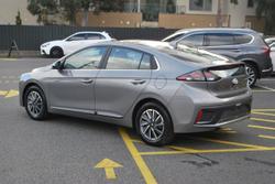 2021 Hyundai IONIQ electric Premium AE.V4 MY21 Silver