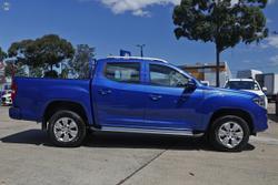 2021 LDV T60 PRO SK8C 4X4 Dual Range Blue