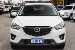 2014 Mazda CX-5 Akera KE Series MY14 AWD White