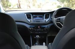 2017 Hyundai Tucson Active TL2 MY18 AWD Platinum Silver