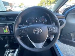 2018 Toyota Corolla Ascent ZRE172R Blue Mist