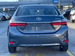 2018 Toyota Corolla Ascent ZRE172R Grey