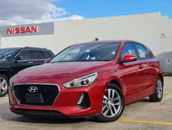 2018 Hyundai i30 Active PD MY18 Fiery Red